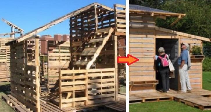 Construire une maison en 1 seul jour c 39 est possible for Construire une maison seul