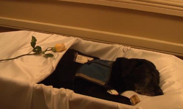 Sacrifiés au moment des funérailles
